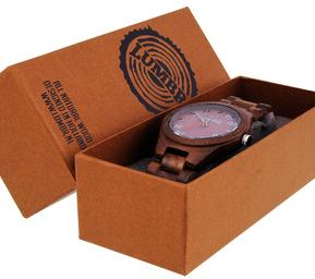 Lumbr - Houten horloges