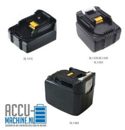 accu-machine - makita